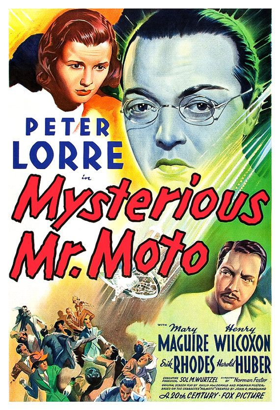 Download Mysterious Mr. Moto Full-Movie Free