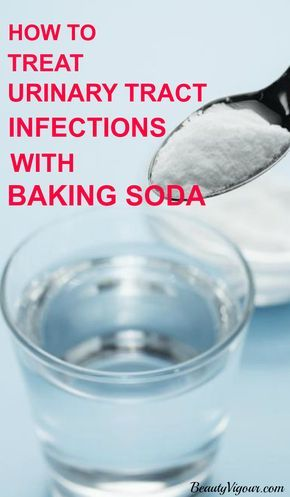 How To Treat Urinary Tract Infections Uti With Baking Soda Bladder Infection Remedies Uti Remedies Home Remedies For Uti