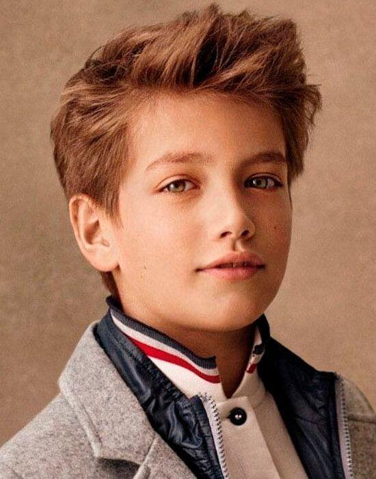 frisuren teenager jungs halblang - hochsteck frisuren