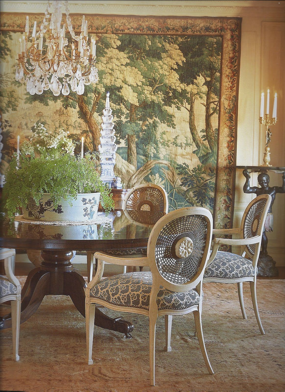 ROOMS TO REMEMBER: The Classic Interiors Of Suzanne Tucker.