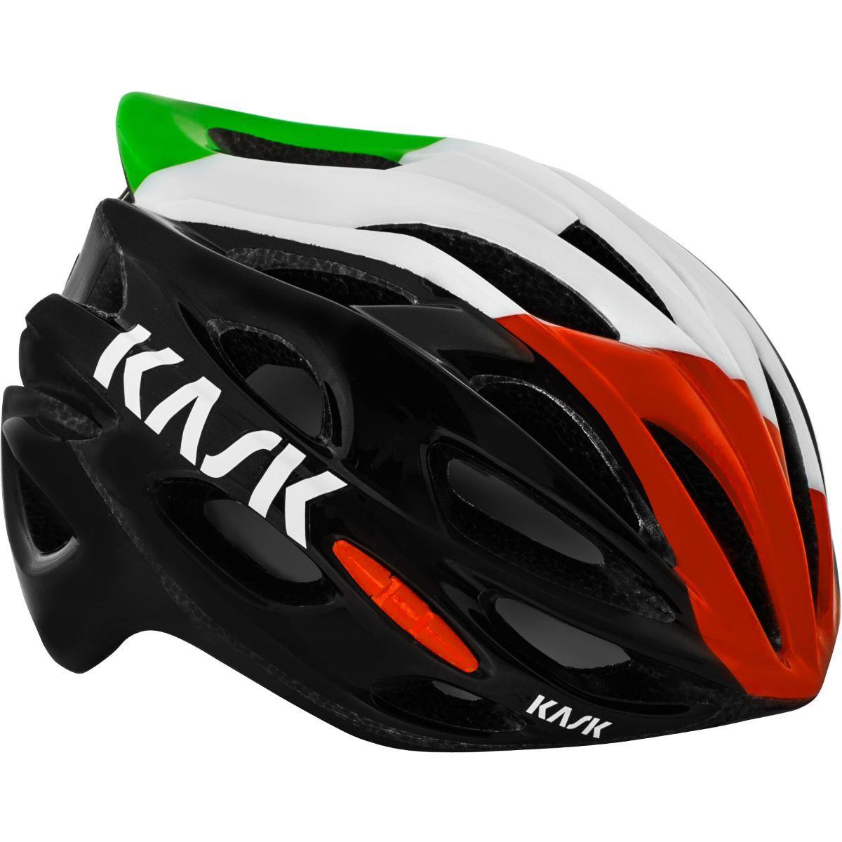 Kask Mojito Road Helmet Italian Flag Edition Road Helmets