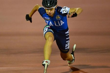 Italia, nuevo líder de los Juegos Mundiales Cali 2013