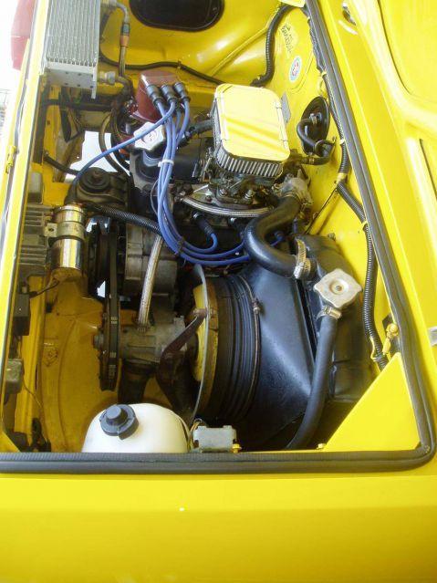 1969 Fiat 850 Spider Engine Bay The Fiat Forum Photo Gallery
