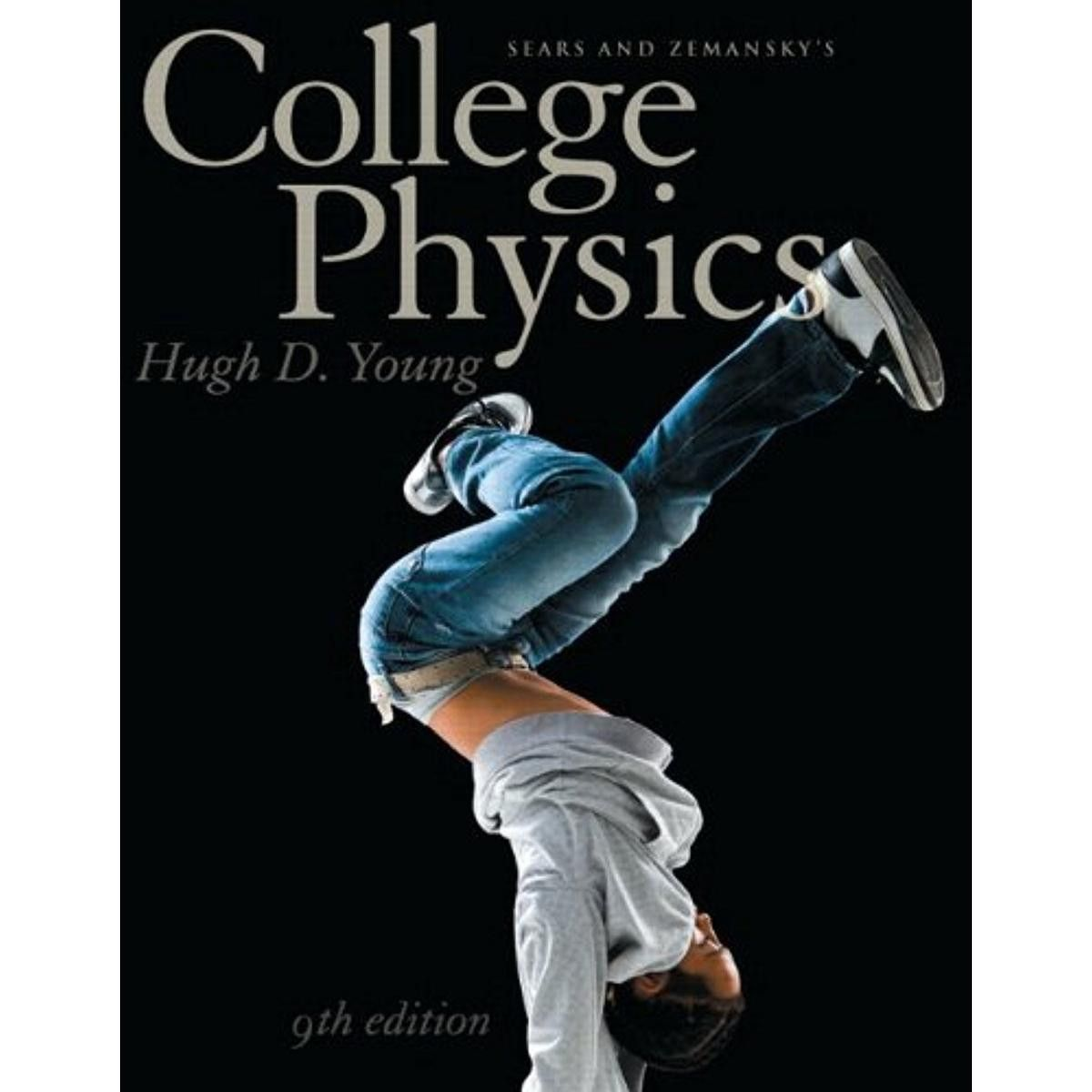 BHFO 9th Edition College Physics Hugh D. Young Text Book