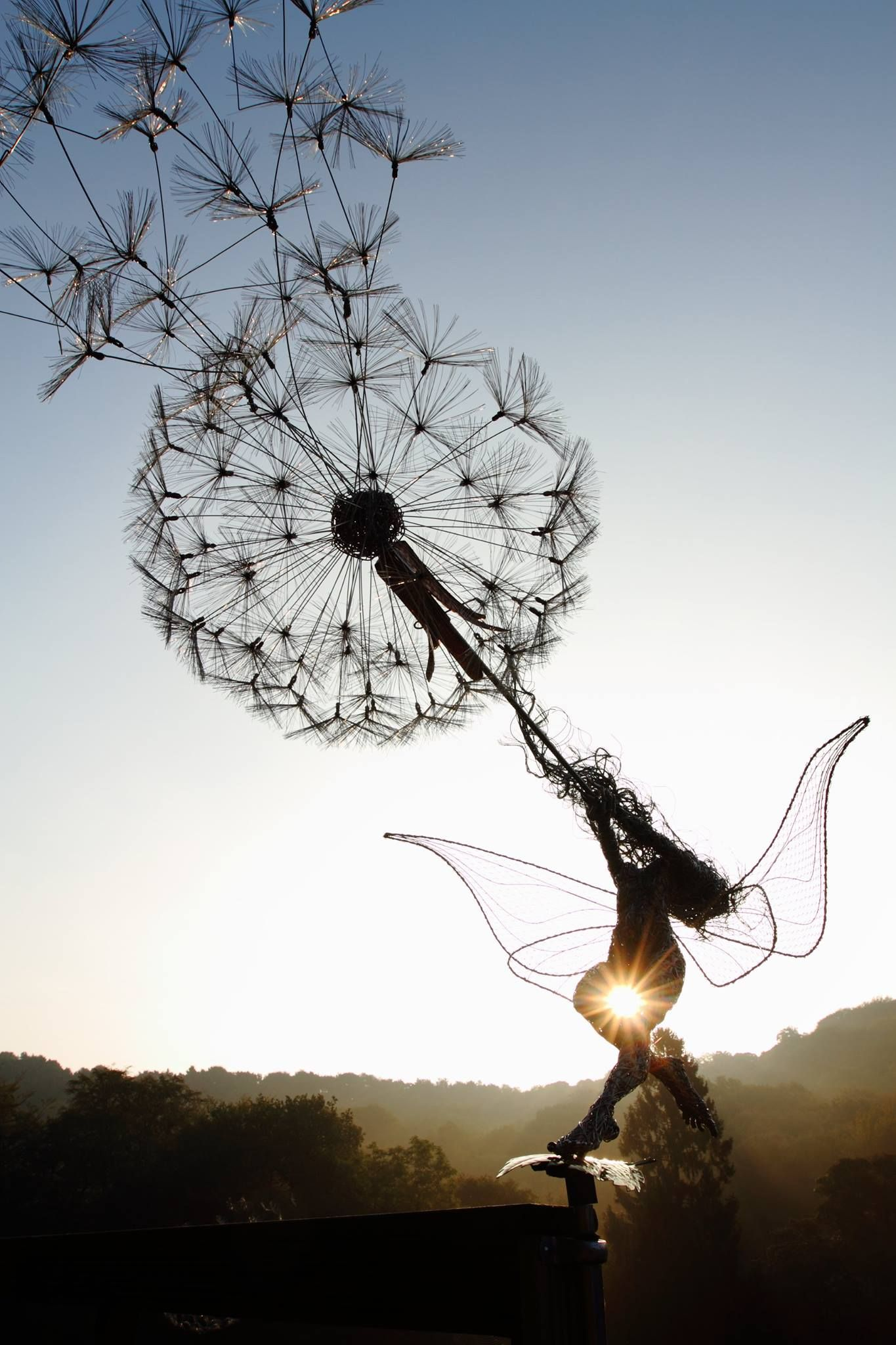 Sculpture by Robin Wight Fairy World & Fantastic Creatures Keka ...
