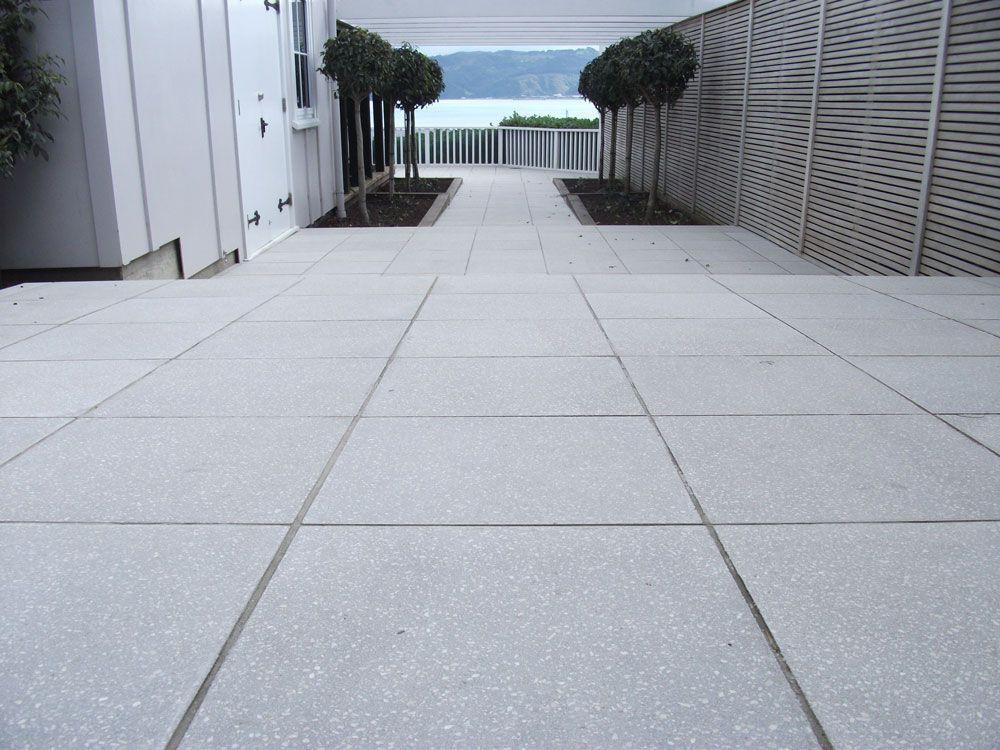 Patio Pavers, Veneto Concrete Patio Paving.   Terrazzo .