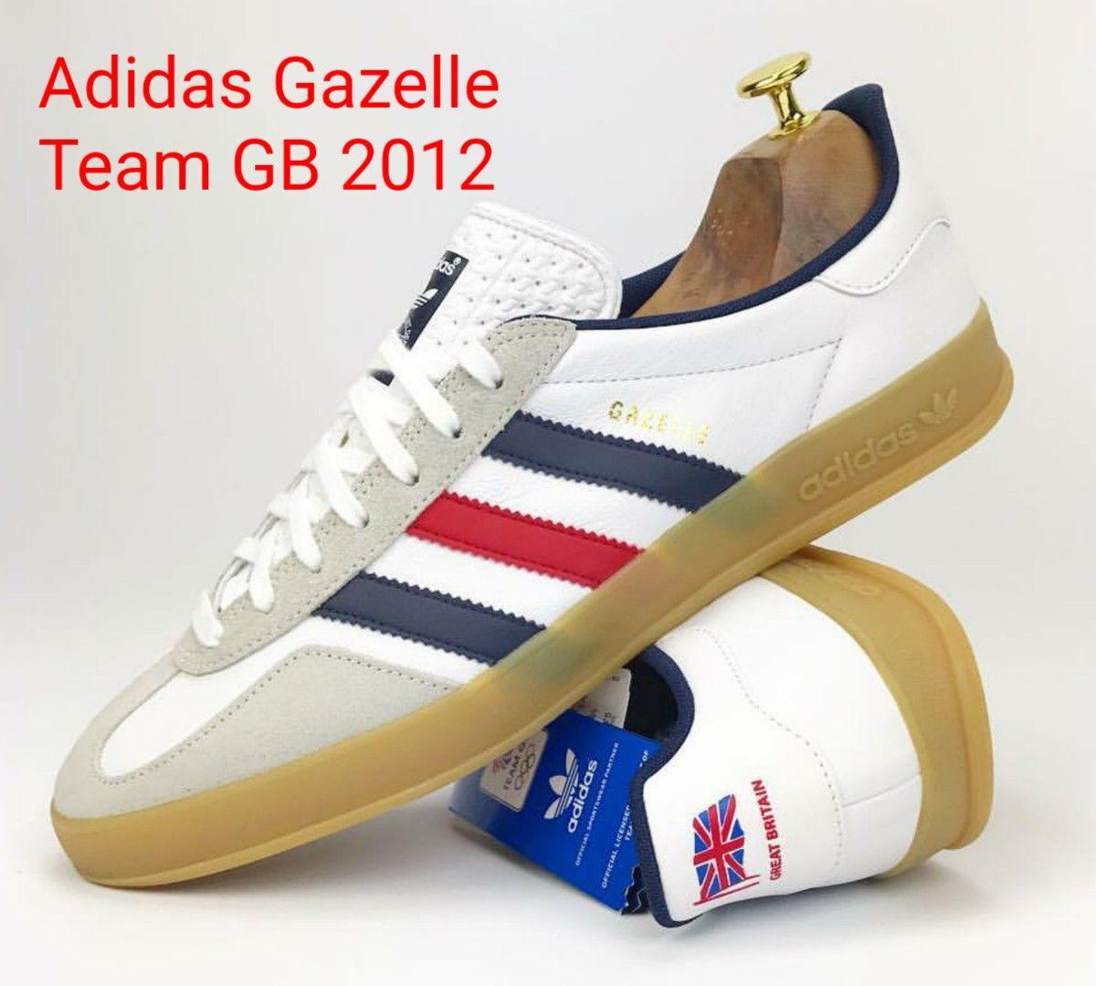 adidas gazelle london