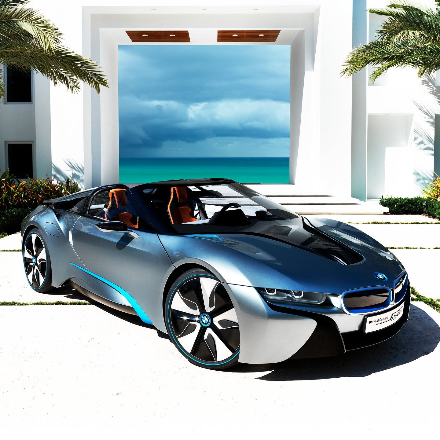 Bmw I8 Spyder I Want Cars Pinterest Carro Deportivos