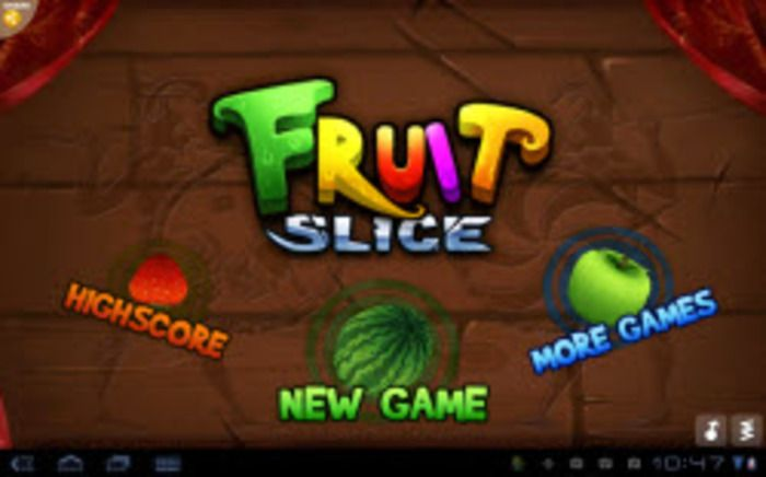 Fruit Slice Games, Fruit slice