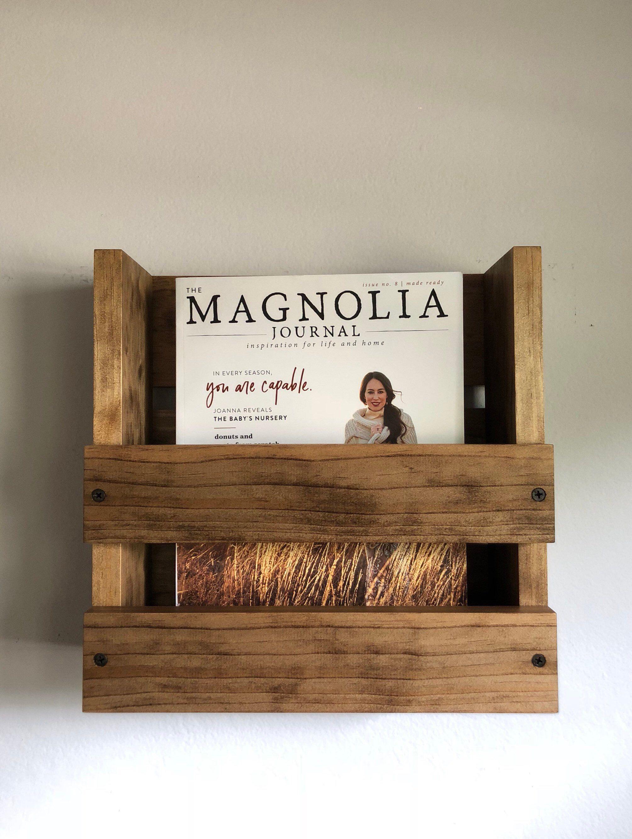 Wall Mounted Recipe Box