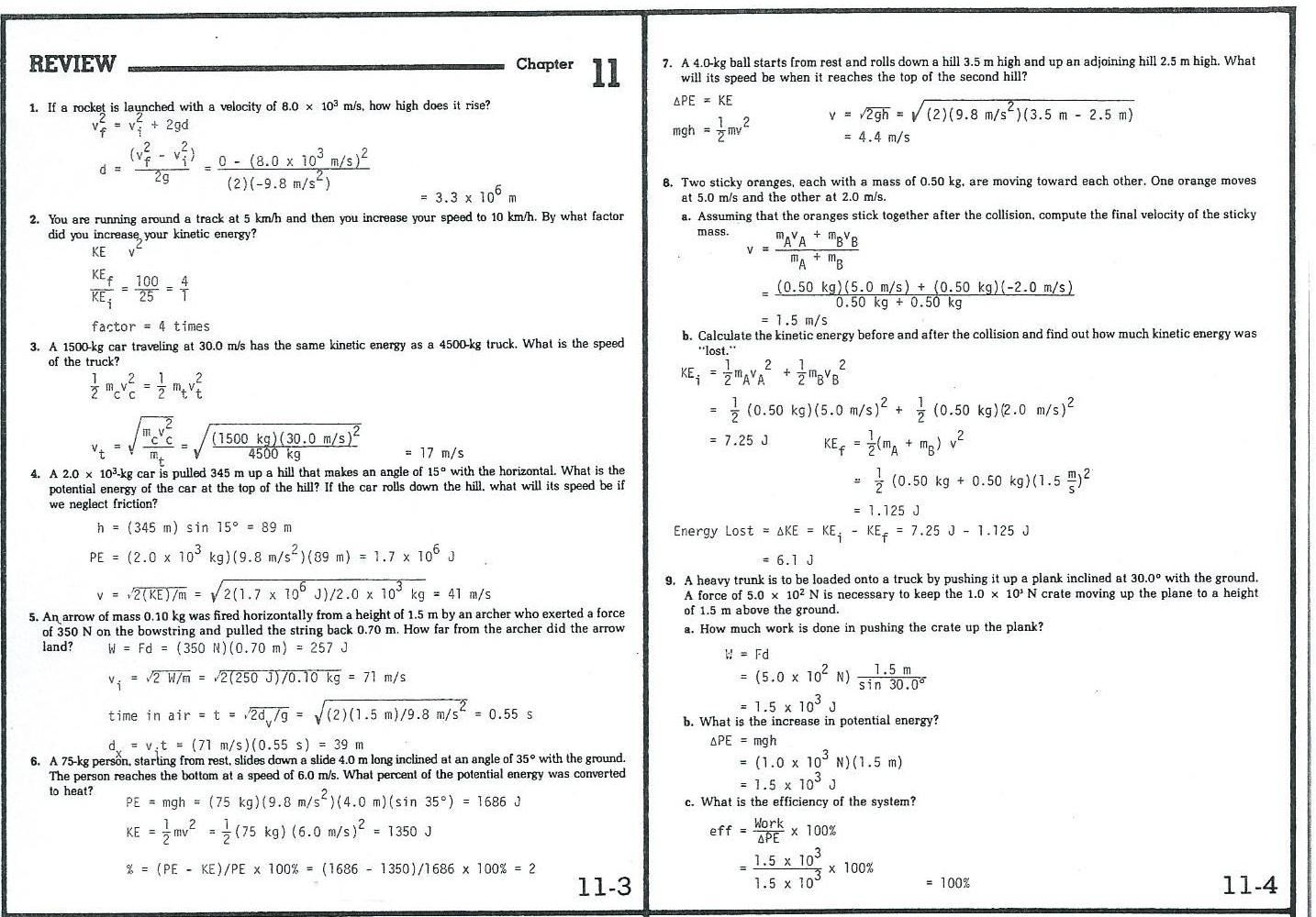 Coulomb's Law Worksheet Answers Newton S Second Law