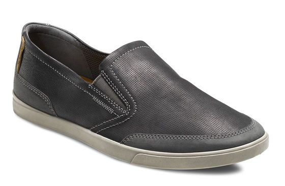 Casual slip on shoes, Ecco shoes
