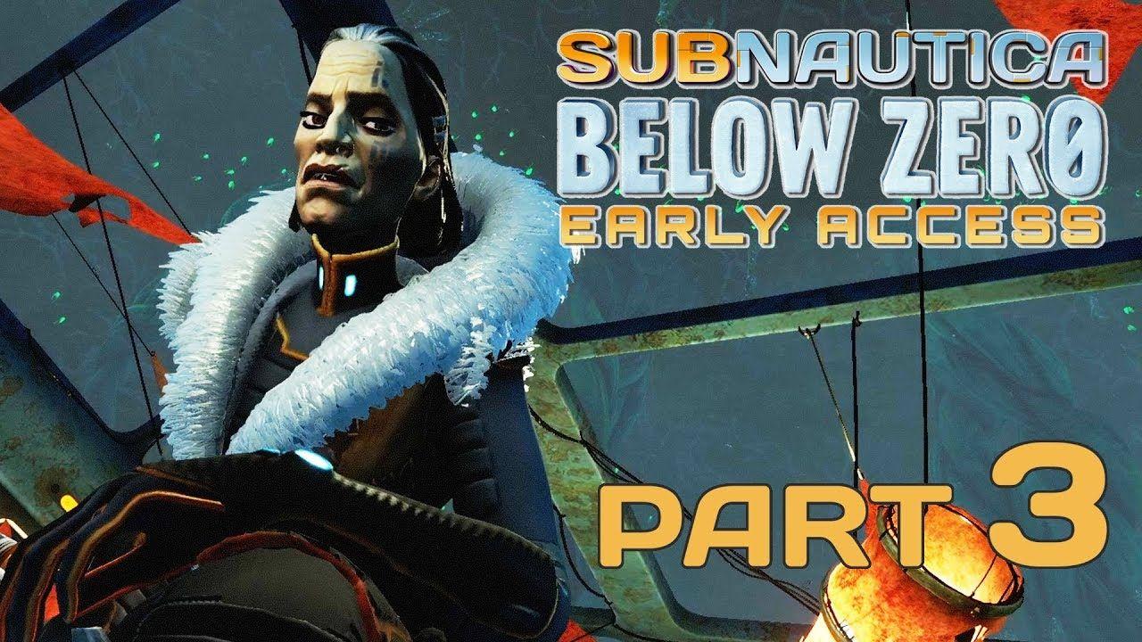 Subnautica Below Zero Part 3 Marguerit Maida Early Access Gameplay W Gameplay Survivor Exosuit
