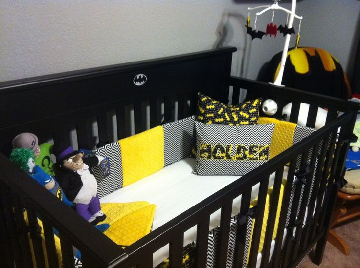 Baby Boy on Pinterest | Batman Bed, Batman and Batman Bedroom ...