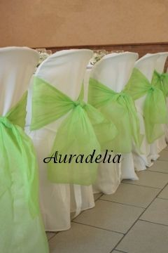 Location de housses de chaises en tissu pour mariage for Housses de chaises en tissu