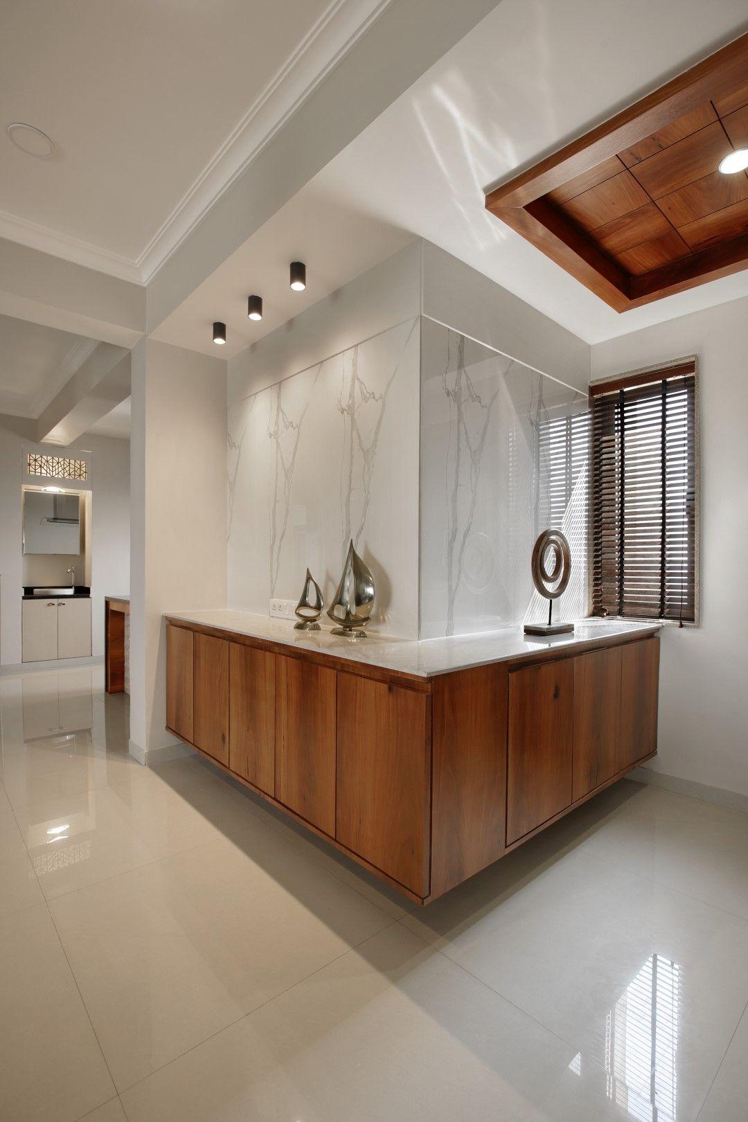 2 Bhk Interior Design With Images Apartment Interior Foyer