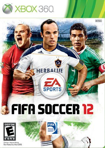 Fifa Soccer 12 Xbox 360 You Can Find More Details By Visiting The Image Link Note It Is Affiliate Link To A Ea Sports Fifa Soccer Video Games Soccer Games