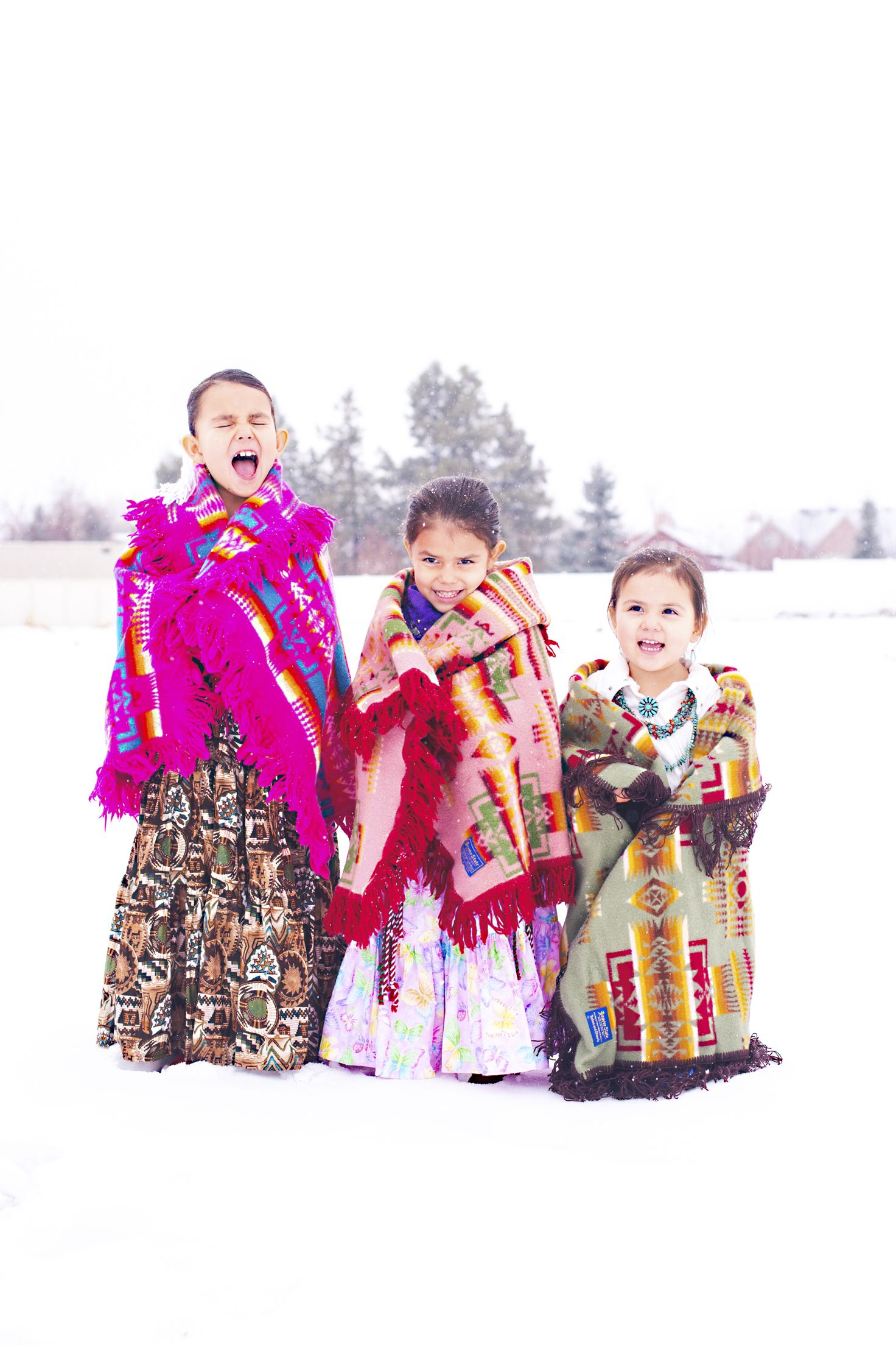 Sisters in traditional navajo outfits apache pinterest navajo