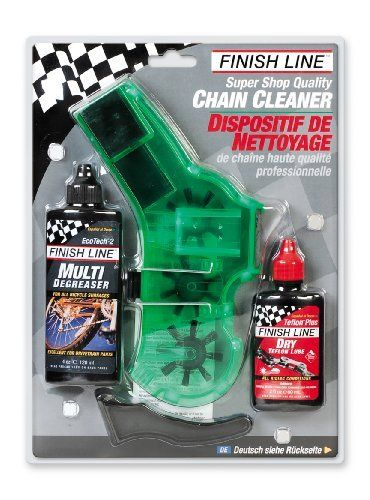 Finish Line Shop Quality Bicycle Chain Cleaner By Finish Line