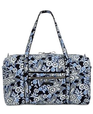 Vera Bradley Iconic Extra-Large Travel Duffle - Handbags   Accessories -  Macy s a82ac7360ab01