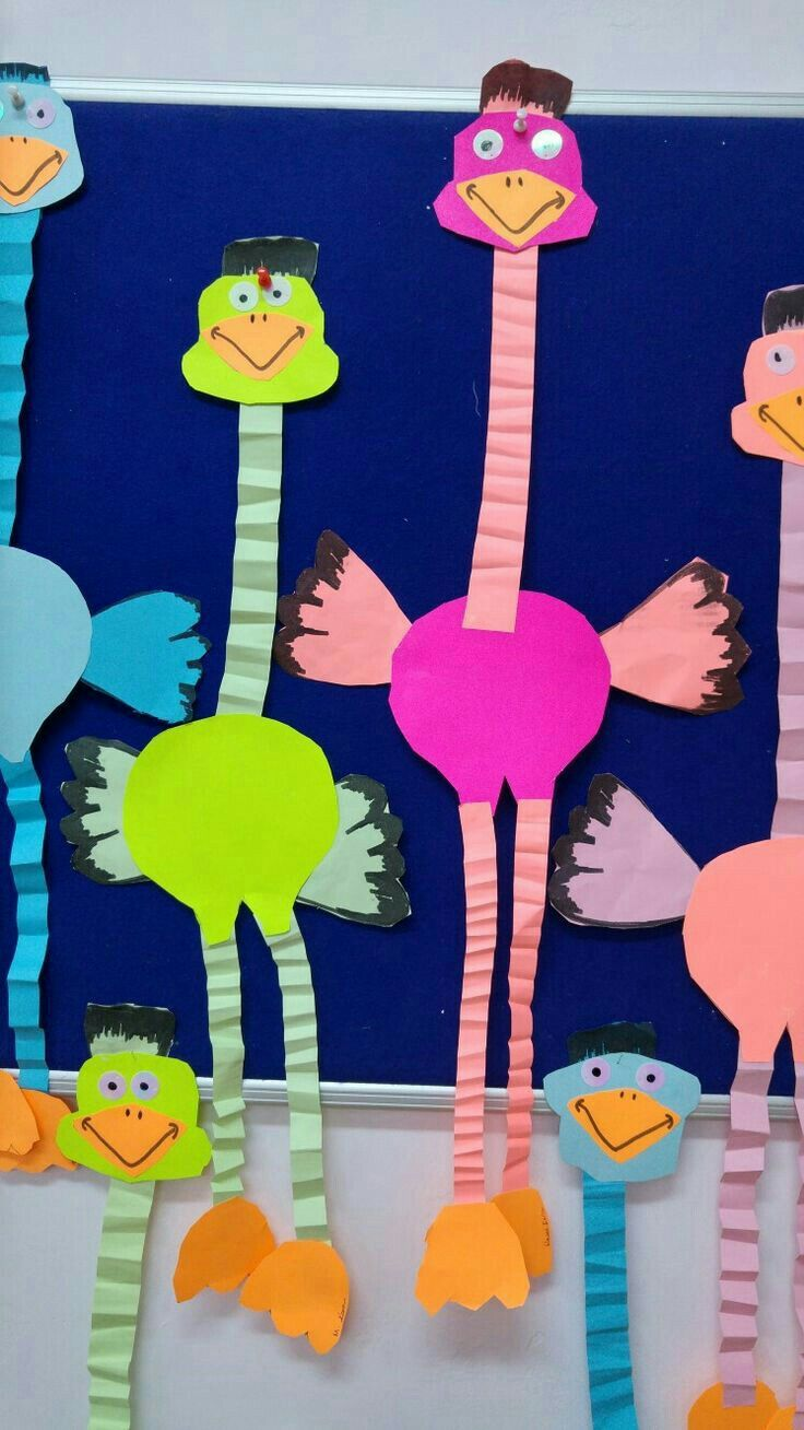 Kids Craft Projects Crafts Ideas Art Classroom Attendance Chart Jungle Safari Spring