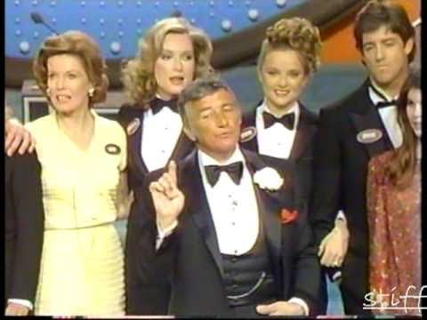 FAMILY FEUD WITH RICHARD DAWSON/GENERAL HOSPITAL VS EDGE OF