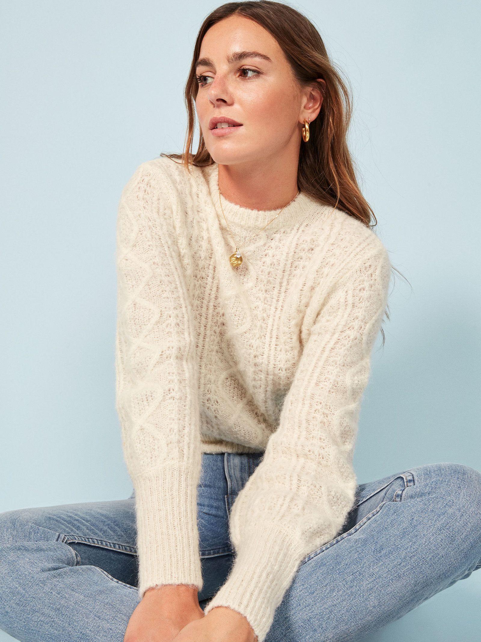 5c11d9ca094 Reformation Arden Sweater | Get Cozy | Sweaters, Alpaca wool ...