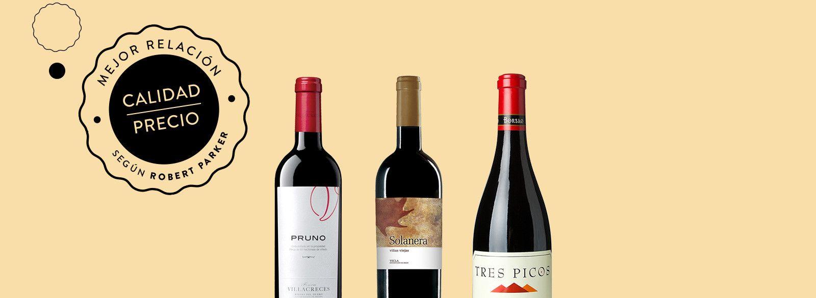 Tres Vinos Españoles Tienen La Mejor Relación Calidad Precio Del Mundo Vignerons Vinos Vino Español Botellas De Vino
