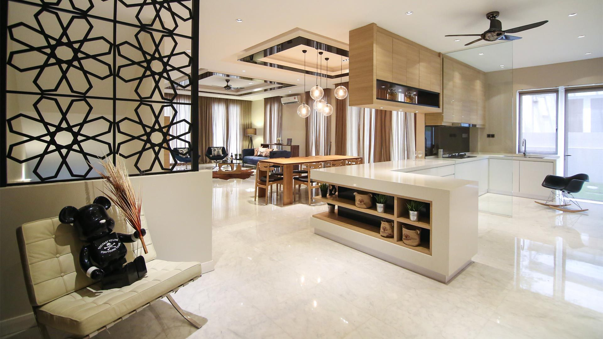 Being An Experienced Interior Designing Agency In India We Feel Very Fortunate To Be In A P House Renovation Design Modern Houses Interior Tiny House Interior