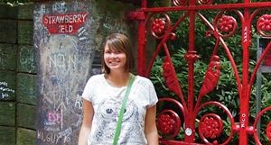 Amanda from Dangerous Business is our Travel Bloggers of the Month for July
