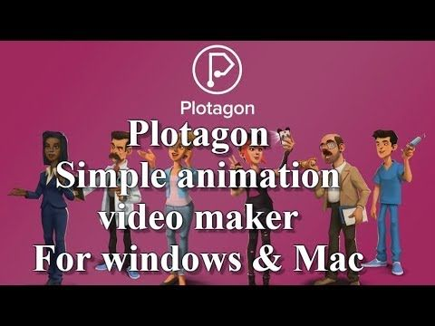 How to download plotagon   Simple animation video maker