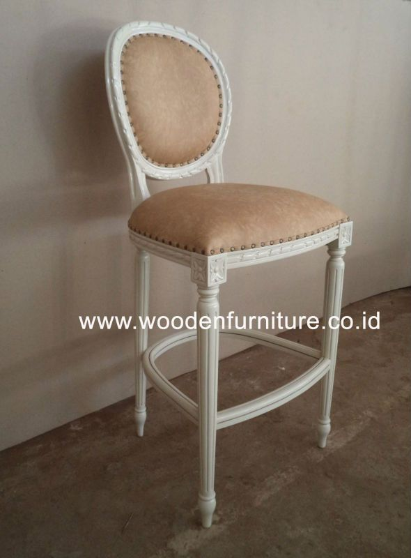 French Style Bar Stool Victorian Bar Stool Antique
