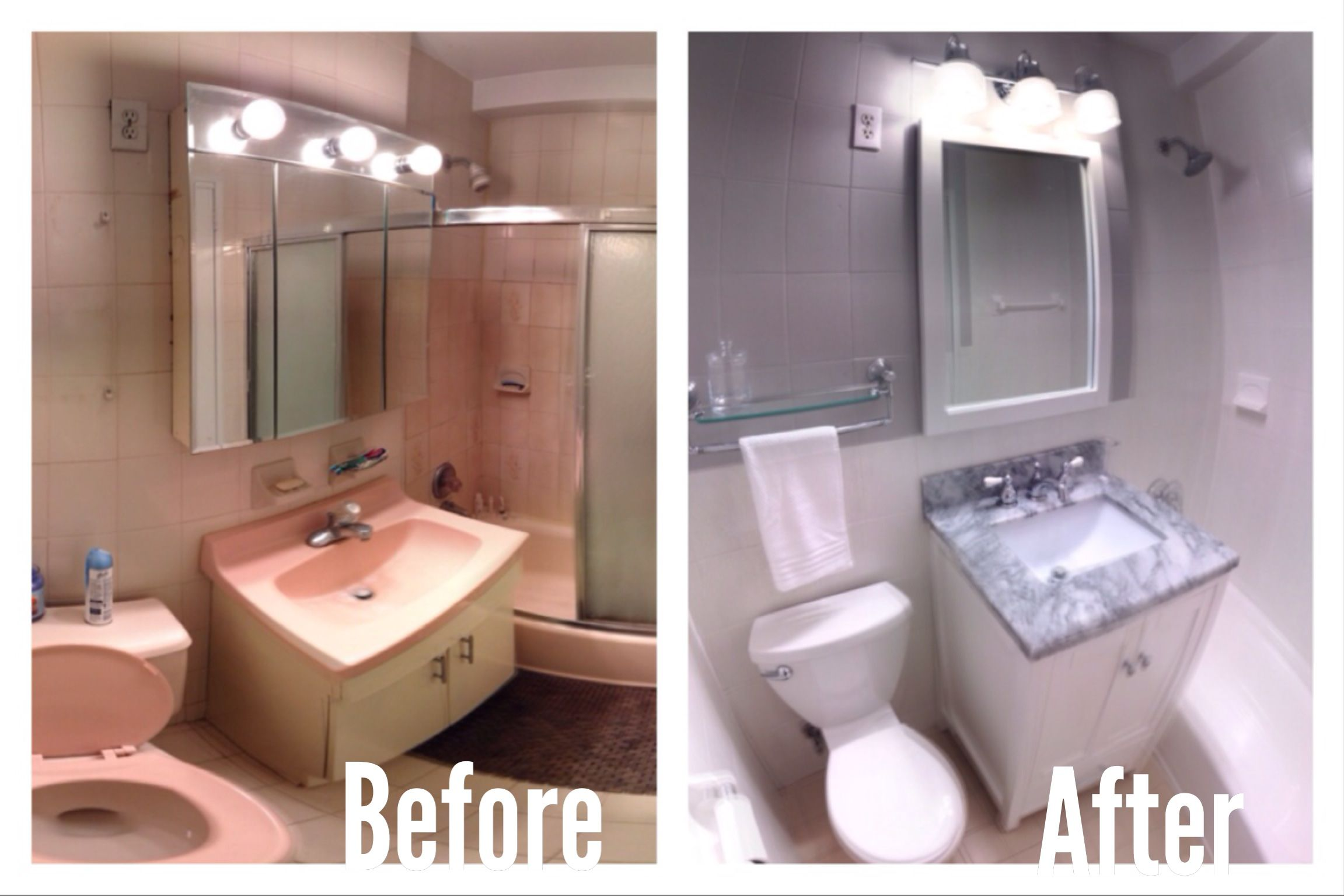 Rustoleum Tile transformations + Tub and tile. Paint tiles 2 ...