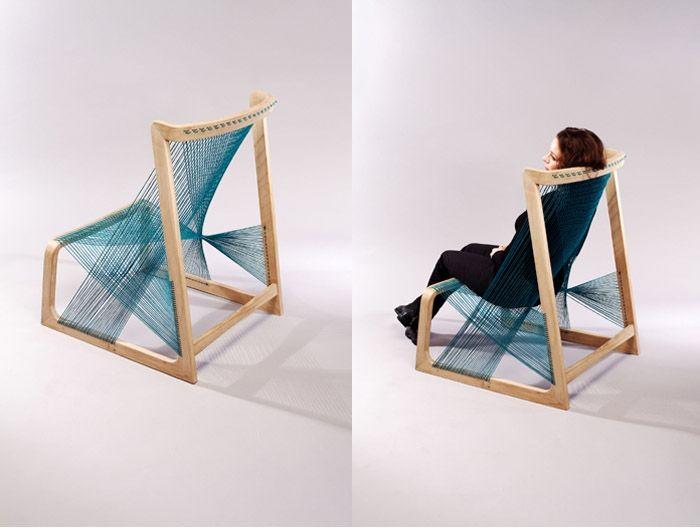silk chair