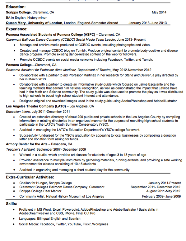 Sample Teacher Assistant Resume  HttpExampleresumecvOrg