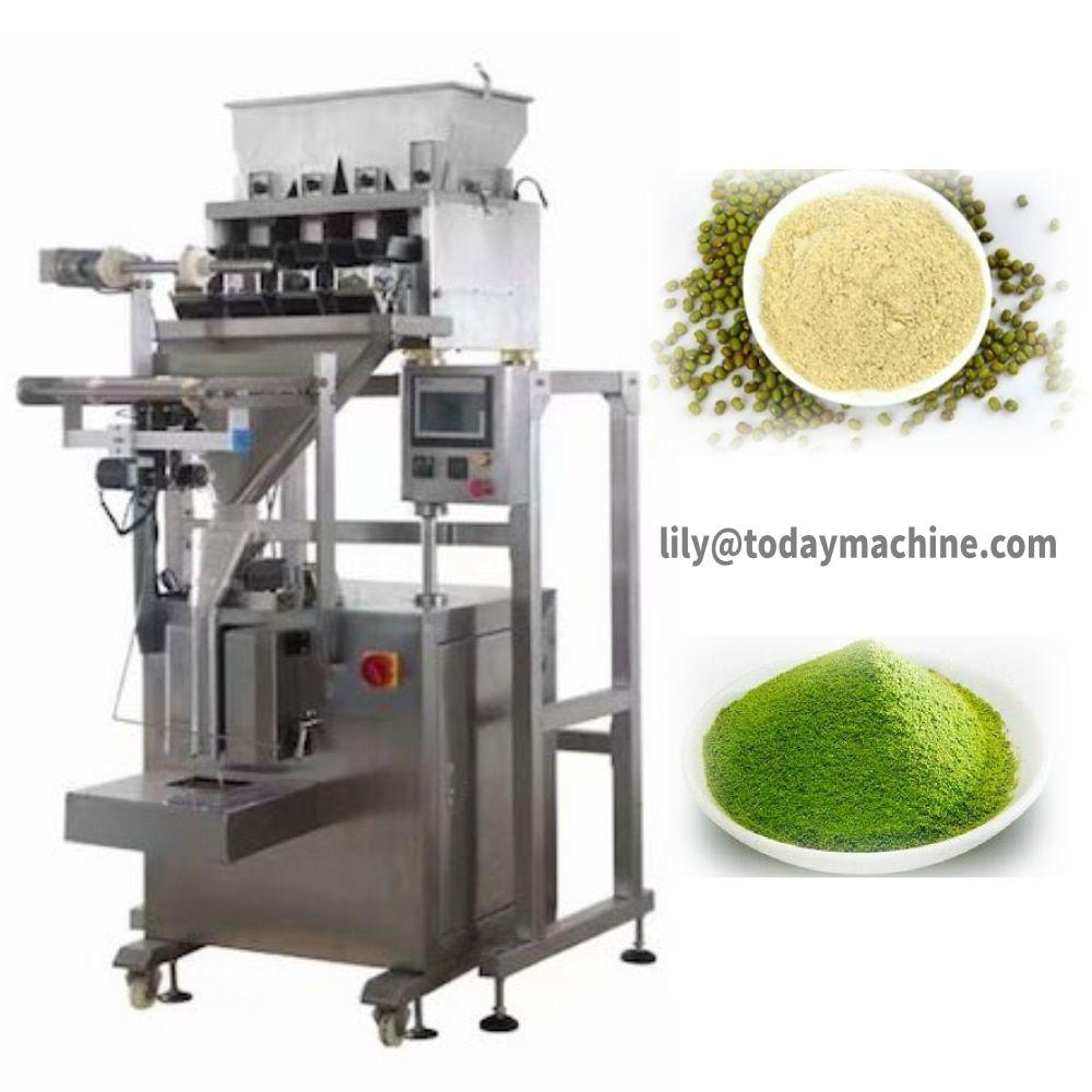 Photo of US $2600.0 |14 Hopper Multi Hopper Green Tea Leaf Weighing Scales|Vacuum Food Sealers|   – AliExpress