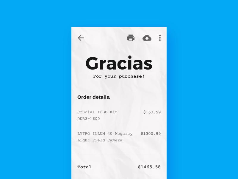 Mobile Payment Reciept Design Invoice Design Template Invoice Design Mobile App Design