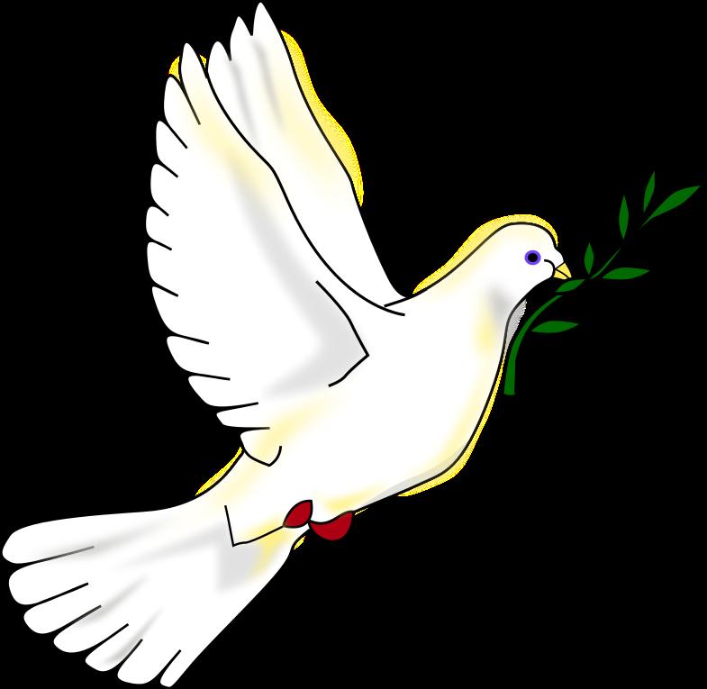 Peace Symbol Peace Dove Felt Birds Peace