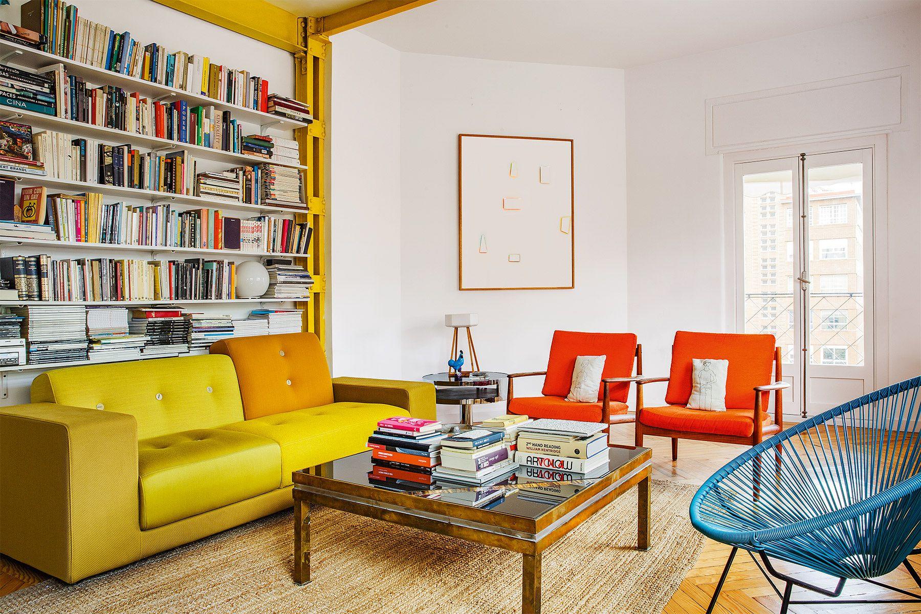Con Un Desierto De Libros Ad Espa A Germ N Saiz Furniture  # Muebles Eguiluz
