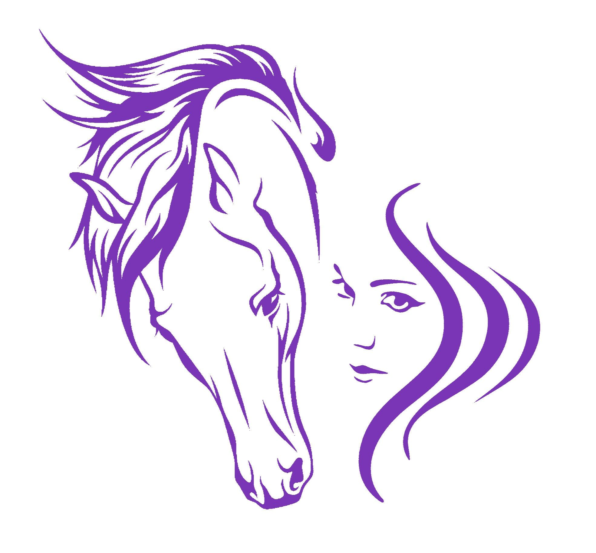 Horse Decal Horse And Girl Decal Cowgirl Decal Horse Lovers Vinyl Sticker Car Truck Laptop Window Wall Decor In Va Girl Decals Nature Decal Butterfly Decal [ 1827 x 1969 Pixel ]