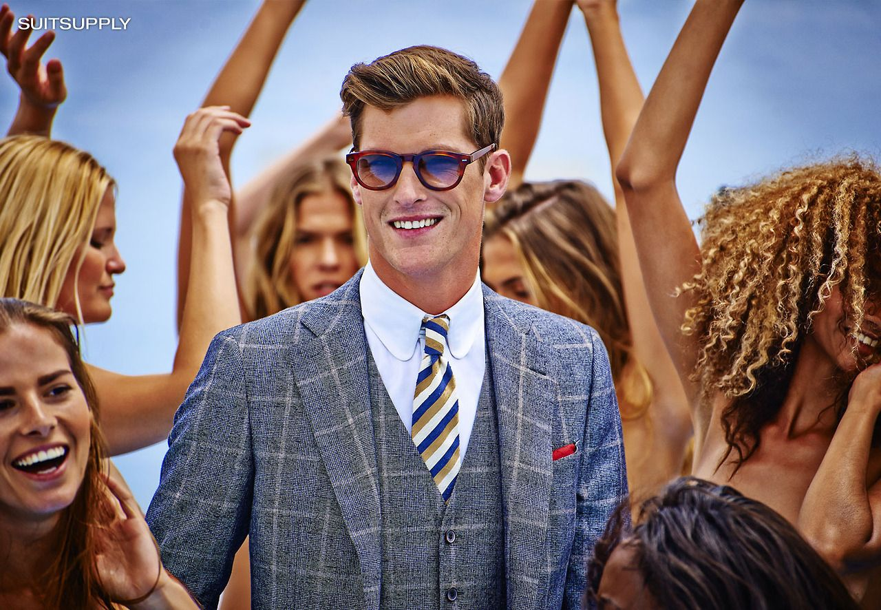 suitsupply: Spring/Summer '14 campaign