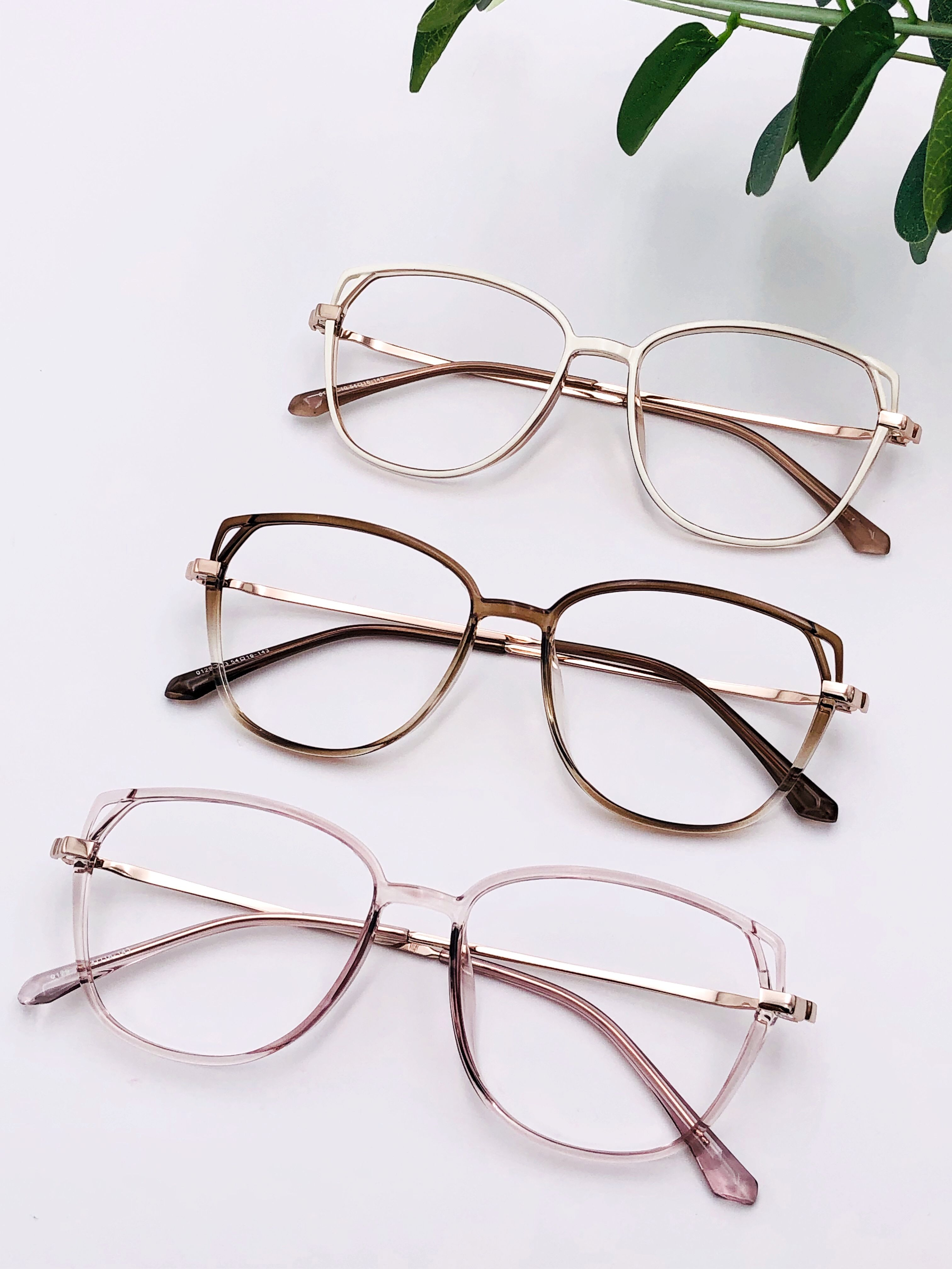 Photo of New arrivals – Trendy transparent frames