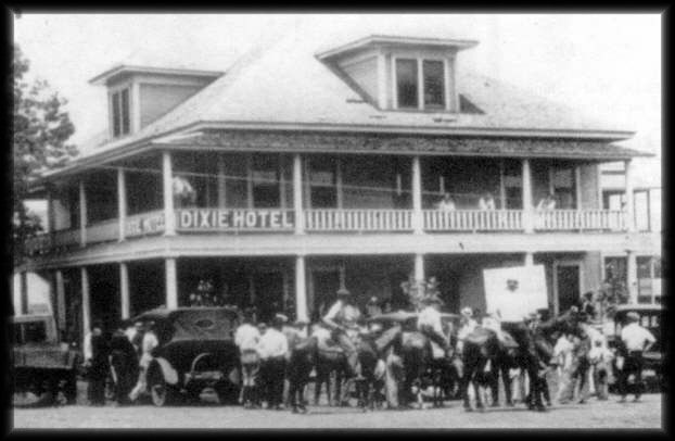 Another View Of The Dixie Hotel