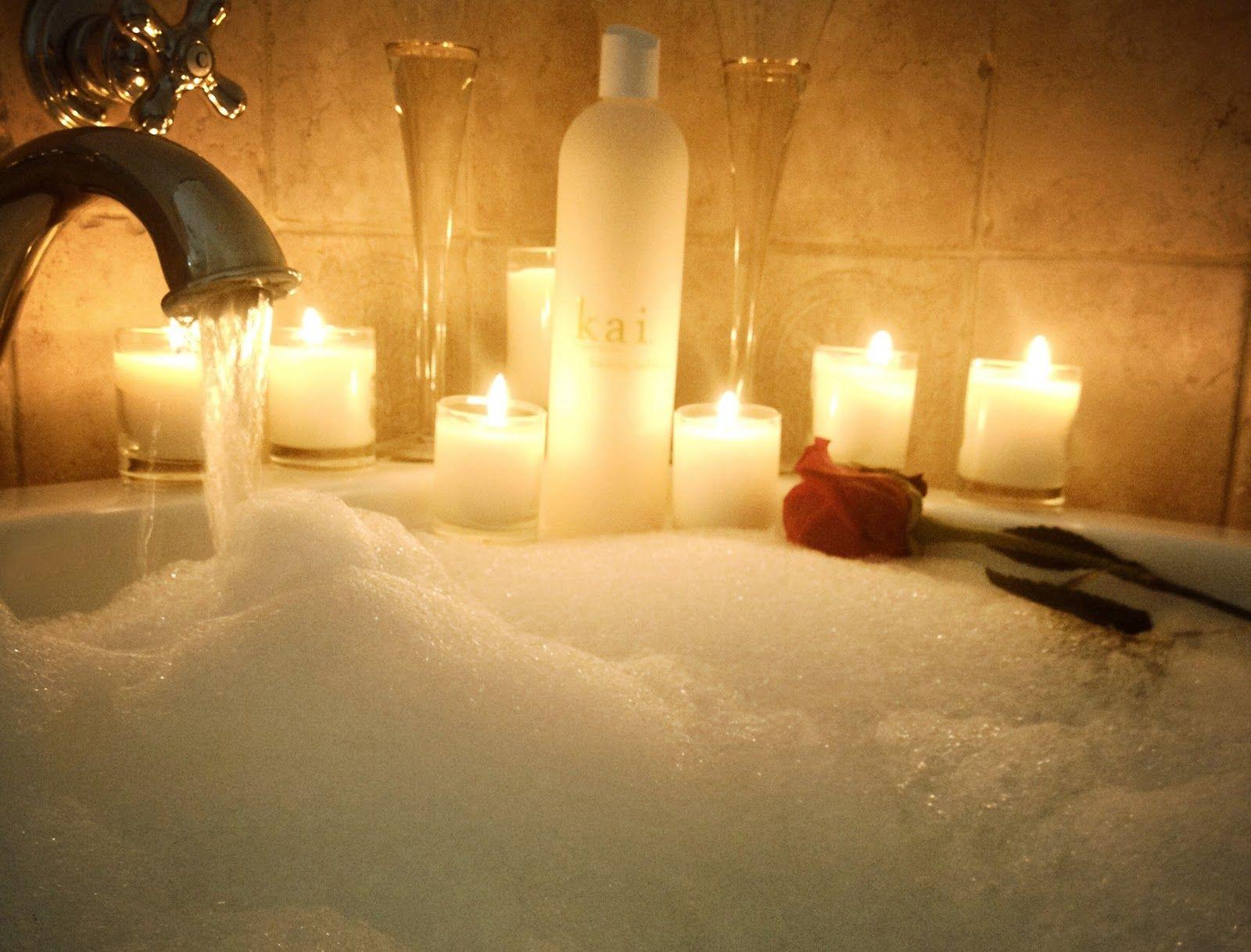 Romantic Bubble Bath | bubbles, anyone? | Romantic Baths ...