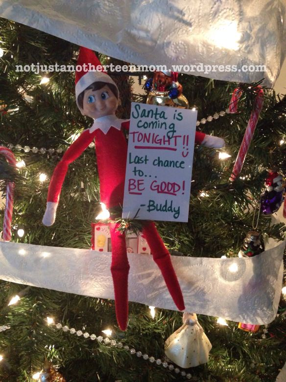 Elf on the shelf ideas   Awesome elf on the shelf ideas, Elf on the shelf, Christmas elf