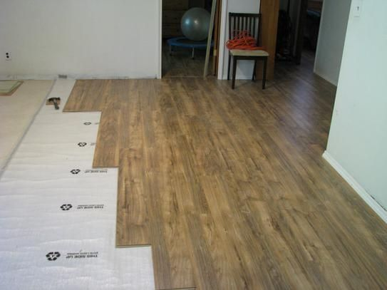 Trafficmaster Glueless Laminate Flooring Zef Jam
