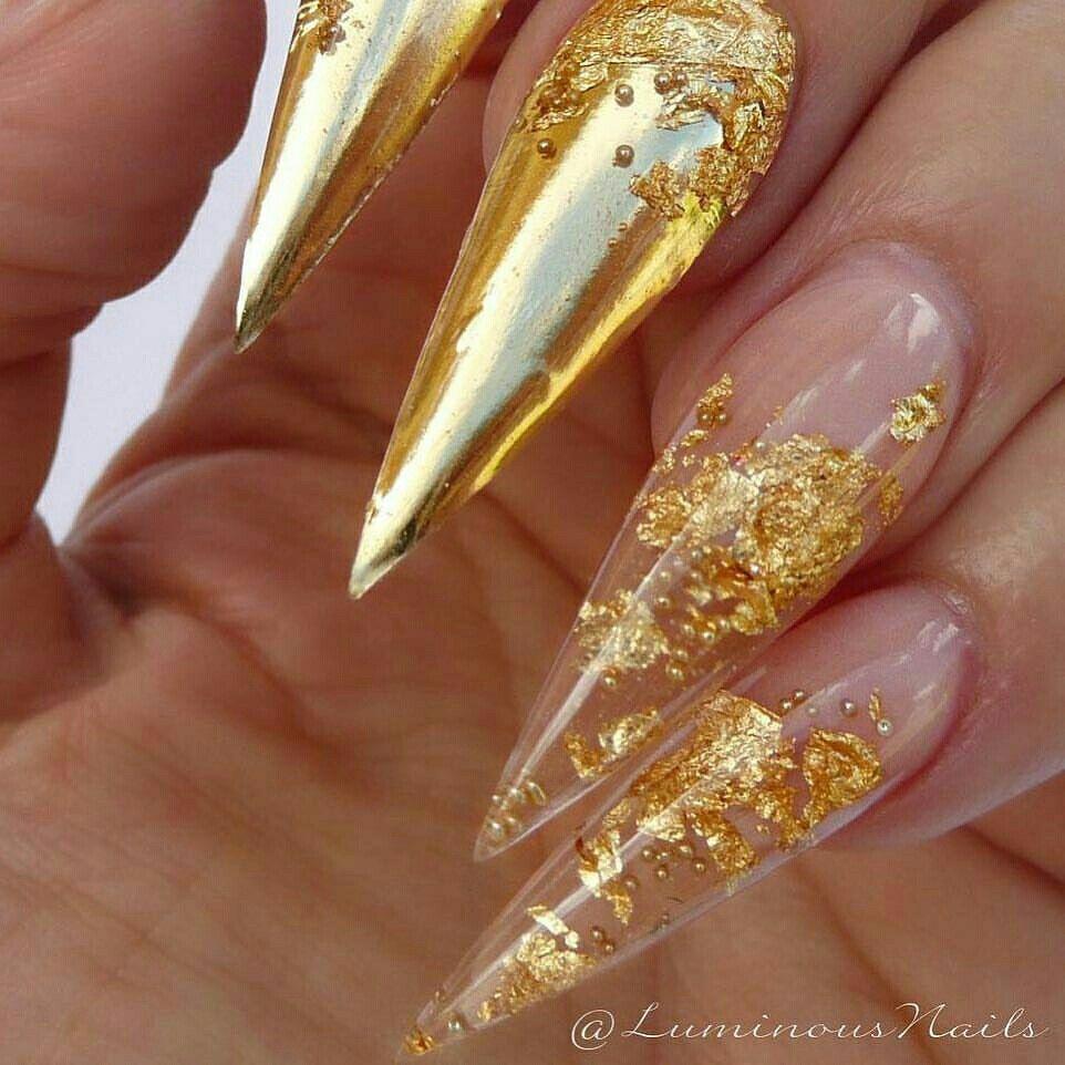 aquamarine mermaid nails | Fin Fun: MERmazing Nails and Makeup ...