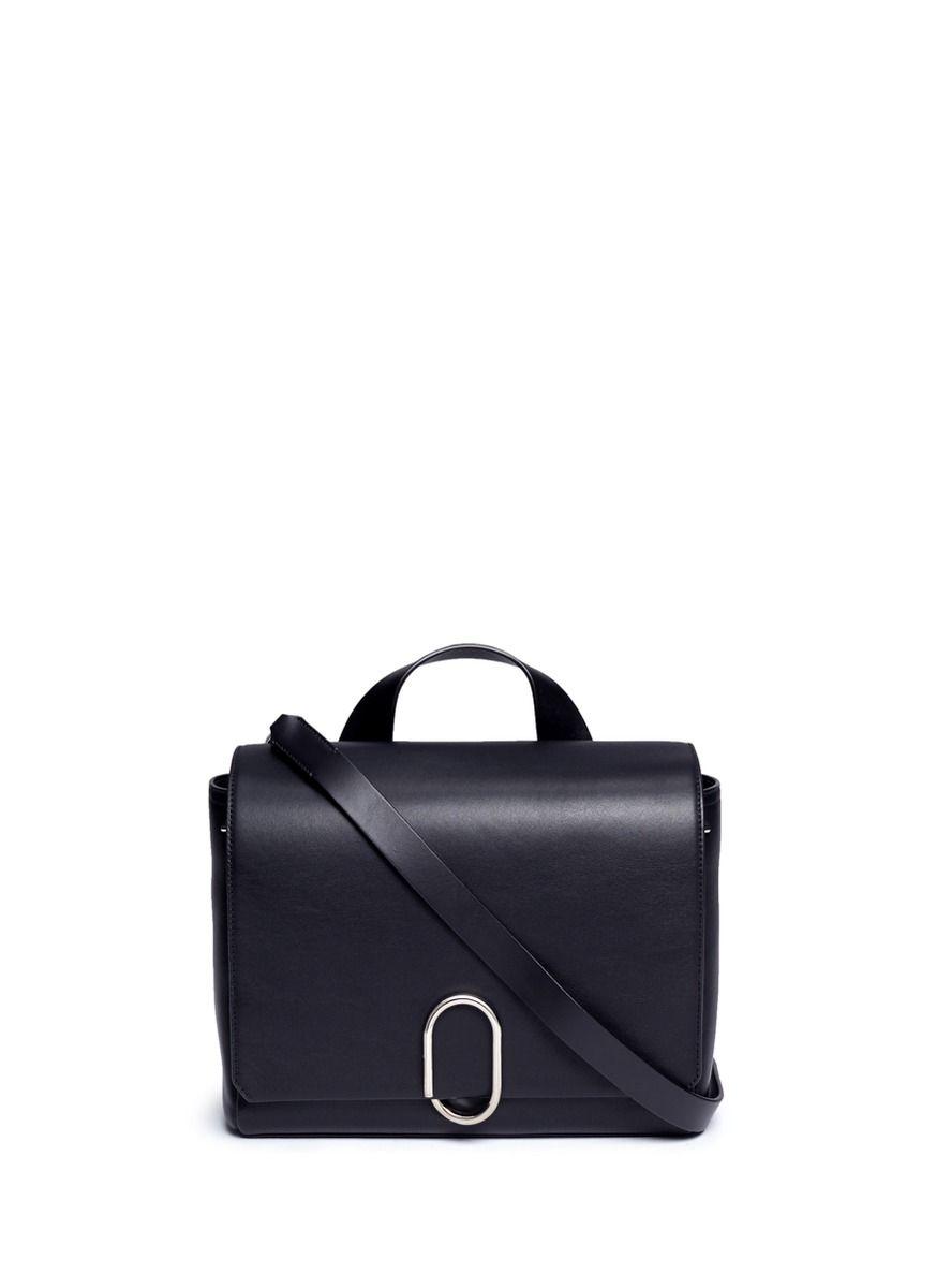 3.1 PHILLIP LIM. Leather Messenger BagsLeather ...
