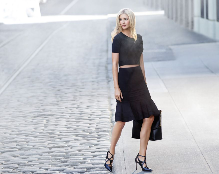 Shop Ivanka Trump Collection: Shoes, Clothing, Handbags, Accessories, Fine  Jewelry and