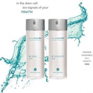 AnteAGE® MD Serum and Accelerator
